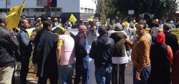 مهزلة محاكمة الصحافيين والبرلماني حيسان: التأجيل من جديد وتمديد المداولة