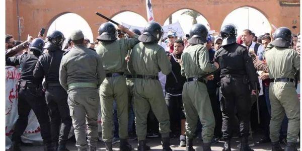 الحوار الاجتماعي: خوفا من تصاعد الاحتجاجات.. لفتيت يعلق لقاء الوساطة مع النقابات