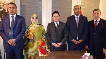 جولة جنيف 2: المغرب هدر على مبدأ تقرير المصير وفقا لمعايير الواقعية والبرغماتية والاستدامة