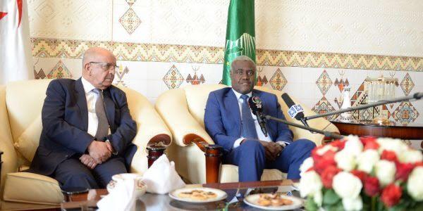 الإتحاد الإفريقي: متابعين الوضع بالجزائر وها موقيفنا من عدم ترشح بوتفليقة للرئاسيات