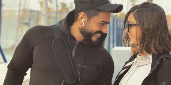 بسمة بوسيل تحدات راجلها تامر حسني ورجعات تغني – فيديو