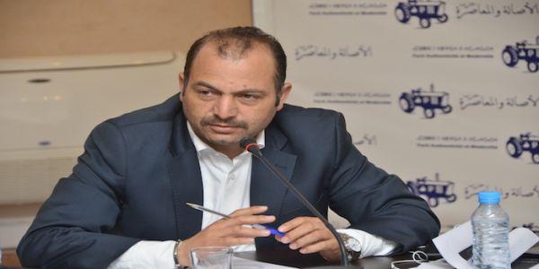 كيفاش تيار العربي المحرشي باغي يضغط على مؤسسي البام لمنع المصالحة بالحزب عبر الوقفات الإحتجاجية