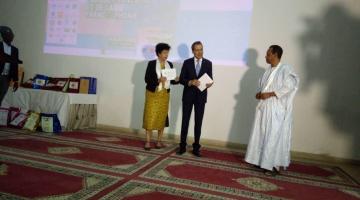 المغرب خدام على موريتانيا. دارو أسبوع ديال اللغة الفرنسية والفرنكفون بانواكشوط
