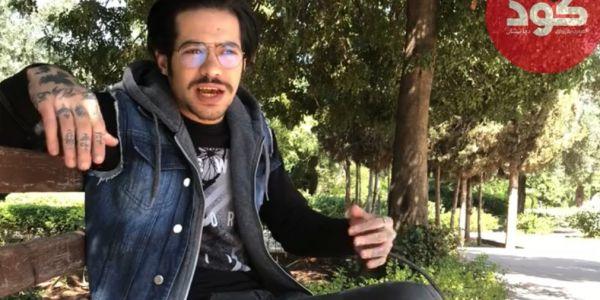 """جيني گود مع سمير شامة """"فنان الوشام"""" :الوشم ماشي حرام.. ومكيديرش السرطان.. وأحاديث البخاري عليها علامة إستفهام"""
