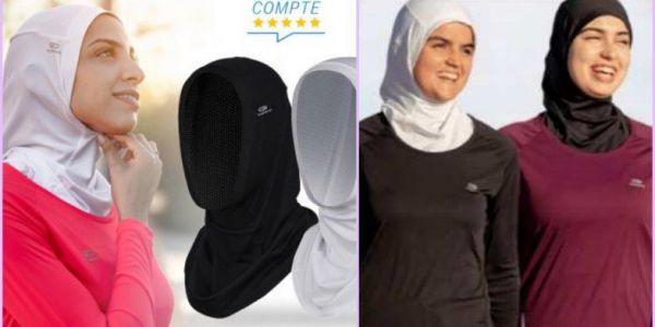 """في واقعة ديكاطلون: علاش النقاب و الحجاب ماشي """" حرية فردية"""" ؟"""