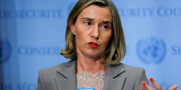 فيديريكا موغوريني: متابعرن وضعية حقوق الإنسان فالصحرا ومنسقين من المجلس الوطني لحقوق الانسان