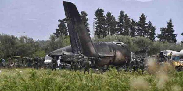 مصرع طيار متدرب في تحطم طائرة عسكرية جزايرية