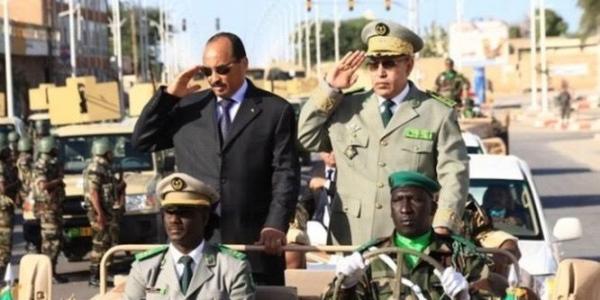 ولد الغزواني حيدوه من وزارة الدفاع باش يولي رئيس لموريتانيا خلفا لولد عبد العزيز
