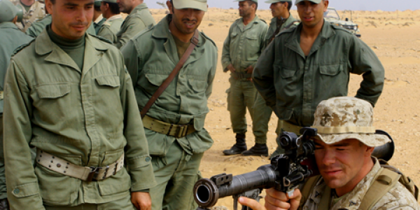 المغرب يرد عسكريا على استفزازات البوليساريو