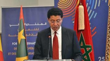 بعيوي واخا حكمات عليه المحكمة بتبذير المال العام.. داير منتدى دولي باش يلمع صورتو