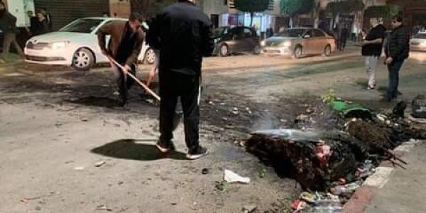 ها حصيلة الإعتقالات والجرحى فالجزائر العاصمة البارح