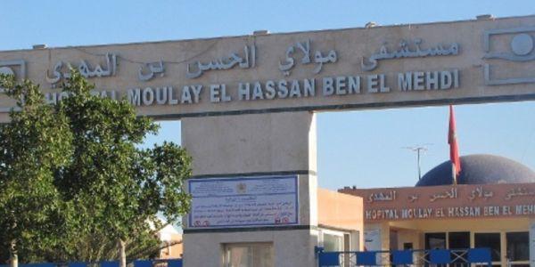 تقارير كحلة عجلات بإعفاء مدير مستشفى الحسن بالمهدي فالعيون