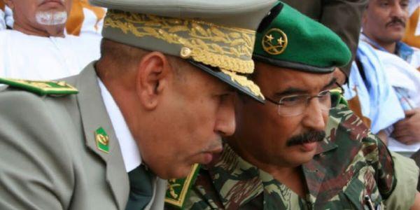 ولد عبد العزيز يدعم رسميا صاحبو ولد الغزواني لإنتخابات الرئاسة فموريتانيا
