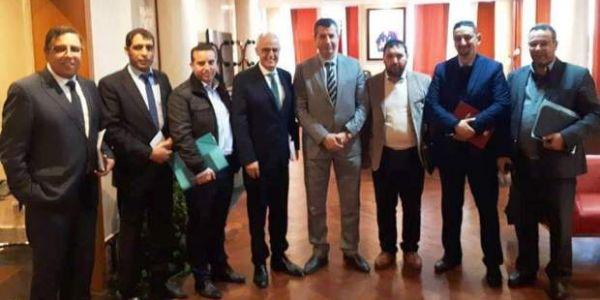 """بعد لقاء """"الصلح"""".. 3 نقابات تعلق الاحتجاج ضد وزارة التعمير"""