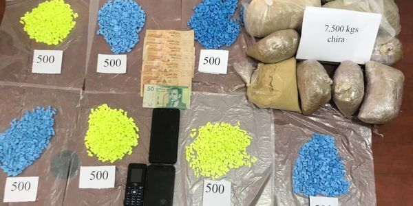 مولاي يعقوب: تنسيق بين الديستي و الجوندرام طيح شبكة مخدرات