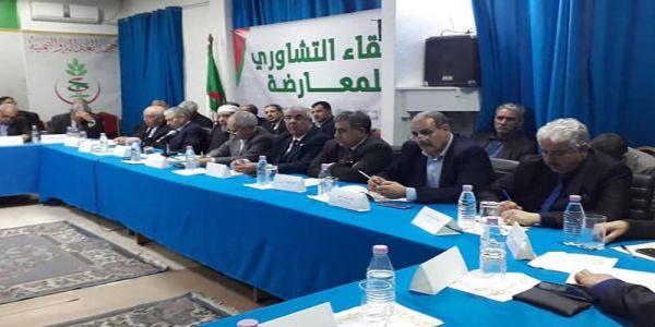 المعارضة الجزائرية: خاص اعلان حالة شغور كرسي الرئاسة ورافضين الرسالة المنسوبة لبوتفليقة