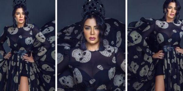 رانيا يوسف غادي طرطق المرارة لدواعش مصر – صور