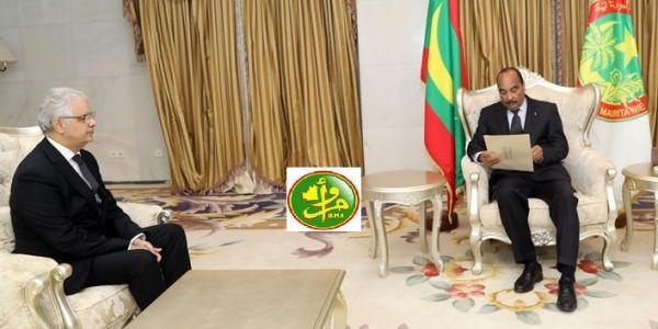 باش يصلح الجرة بين الاستقلال ونواكشوط بعد كعية شباط. نزار عطى لرئيس موريتانيا رسالة من محمد السادس