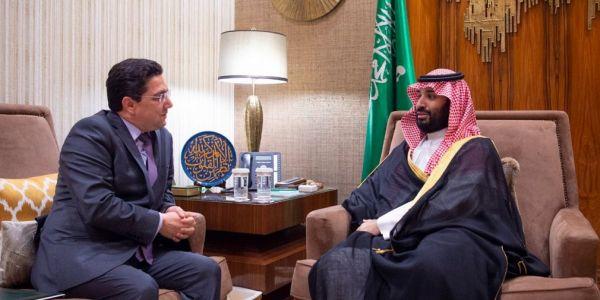 بعد قطيعة. محمد السادس رسل رسالة لولي عهد السعودية: ها مضمونها