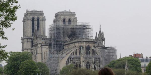 ماكرون: ترميم كاتدرائية نوتردام غادي يستغرق خمس سنوات