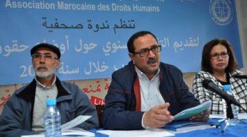 الرميد: ماكاينش تا شي قرار منع الجمعية المغربية لحقوق الإنسان من تنظيم المؤتمر ديالها