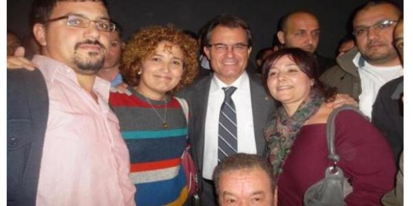 """الموندو داخت ليهم الحلوفة. گاليك المغرب عندو جاسوس """"ناعس"""" مع زعيم الانفصاليين"""