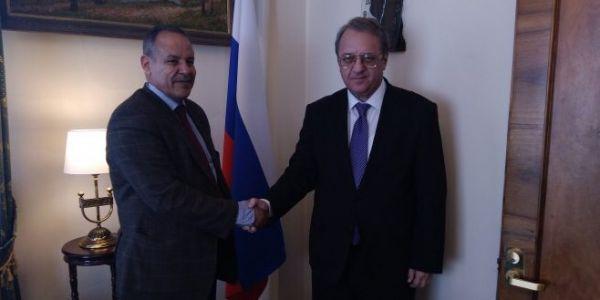 روسيا استقبلات وفد من جبهة البوليساريو بالتزامن مع اجتماعات مجلس الأمن