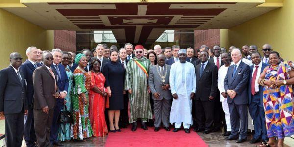 محمد السادس غايدير جولة جديدة فأفريقيا من 16 ابريل