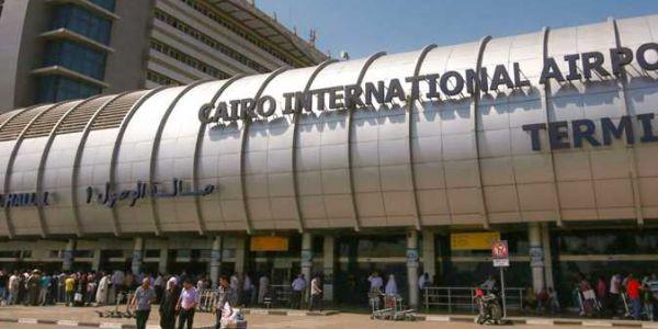 قرقبو على لعاب ديال حسنية أكادير فمطار القاهرة