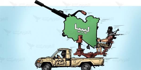 هل موقع كود مع اللواء خليفة حفتر أم مع الإخوان؟! الأحمق هو من يتحمس لمساندة طرف ضد الآخر في ليبيا مجانا، وينحاز إلى قطر أو الإمارات دون مقابل