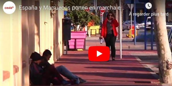 بتعاون بين المغرب واسبانيا.. المغادرة الطوعية للقاصرين غير المرفوقين بدات – فيديو