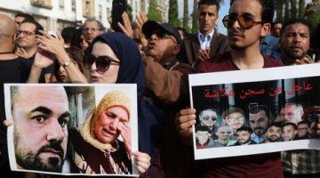 معتقلو حراك الريف علقو اضرابهم عن الطعام بعد الاستجابة الجزئية لمطالبهم