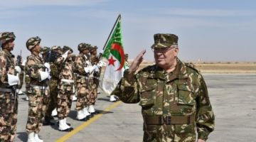 الدزاير.. قايد صالح كيضرب تاني فالجنرال مدين واللي معاه