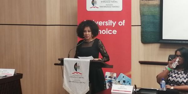 وزيرة خارجية جنوب إفريقيا: عضويتنا فمجلس الامن غادي نخصصوها للصحرا وفلسطين