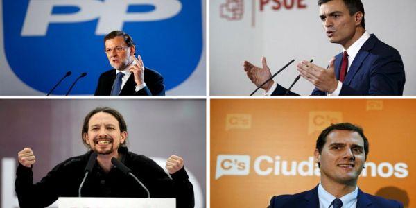 يوميات الانتخابات الاسبانية : مواجهة زعماء السياسة، حزب بوكس والافارقة وتوقعات الفوز كتربح الحزب الاشتراكي
