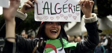 فريدوم هاوس: نظام العسكر ف الدزاير قمع الاحتجاجات وسكت المعارضين بعقوبات سجنية كبيرة