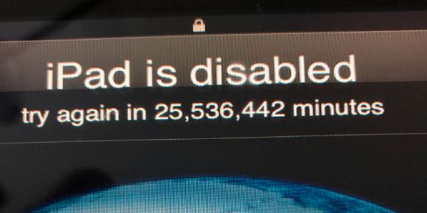 """طفل سد """"الآيباد"""" ديال باه 25 مليون دقيقة!"""