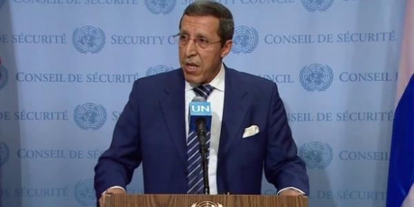 عمر هلال خرج فالبوليساريو وجنوب إفريقيا وتيمور الشرقية بسباب انتحال الصفة والكذوب