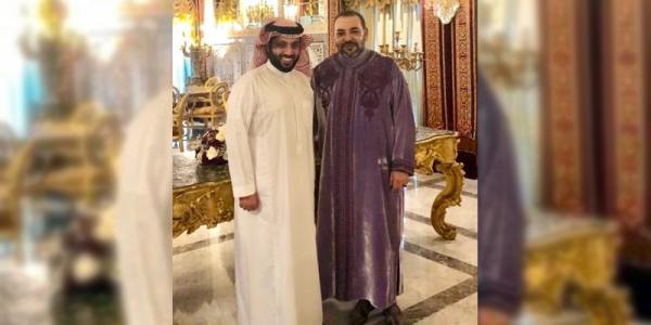 تركي آل الشيخ اللي حاربنا ولا طالب السلاكة مع المغرب. بدا كيرطب بالإعلان عن إطلاق إسم الملك محمد السادس على النسخة الثانية من البطولة العربية