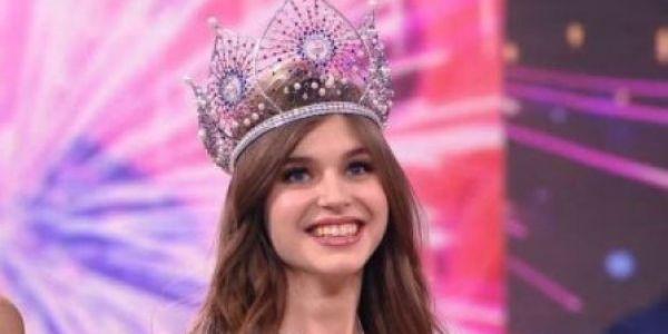 ألينا سانكو هي ملكة جمال روسيا 2019 -صور