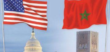 اجتماع مغربي أمريكي و بمشاركة 40 دولة لدعم مبادرة الحكم الذاتي فالصحراالمغربية – تغريدة