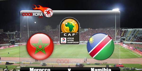 مدرب منتخب ناميبيا: منتخب المغرب قوي وفيه لاعبين متمرسين ولكن غادي ندافعو على حظوظنا فالتأهل