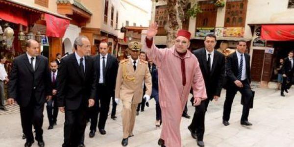 محمد السادس لقادة مجموعة الساحل والصحراء: كلشي عندنا باش نجحو تجمعنا الاقتصادي: الناتج الاجمالي 100 مليار دولار وعدد السكان 600 مليون نسمة