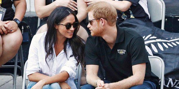 الأمير هاري ومراتو ميگان دعاو صحيفة بريطانية وهاعلاش