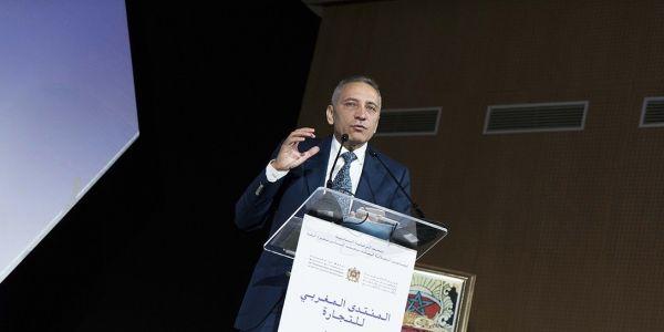 حفيظ العلمي قدام آلاف التجار:القطاع ديالكوم كيخدم مليون و نص د المغاربة