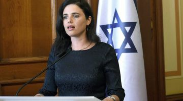واش بصح وزيرة العدل الاسرائيلية قالت المغاربة همج ويستحقون الموت ؟ كَود جابت ليكم الحقيقة