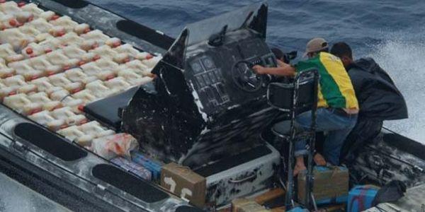 الجوندارم البحري وقف جوج عمليات تهريب دولية للمخدرات من الناظور