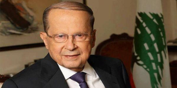 كون كالها شي رئيس اوربي كون العالم كولو كيتاهمو بالعنصرية. رئيس لبنان: بلادي غادية تختافي ايلى بقاو اللاجئين يتوافدو عليها