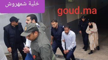 """عاجل.. الإعدام لـ""""ارهابيو"""" شمهروش + لائحة الأحكام"""