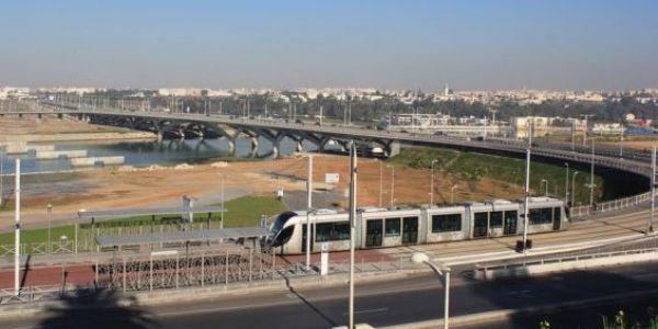تغيير هندسي للجسر المخصص للترامواي.. وبصمة الملك محمد السادس كاينة فهاذ التعديل